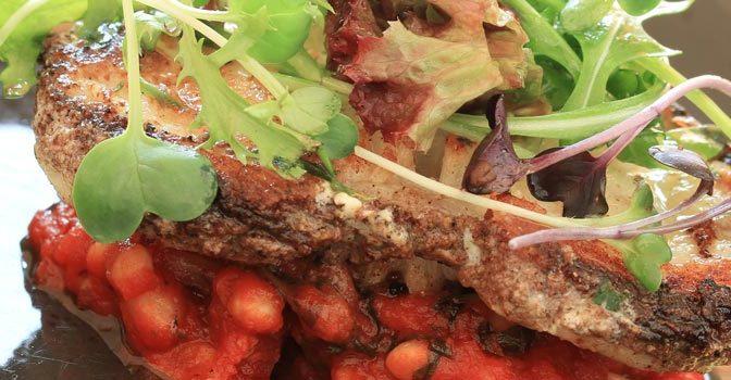 Manger à Santa Susanna