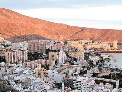 Dónde dormir en Los Cristianos – Tenerife