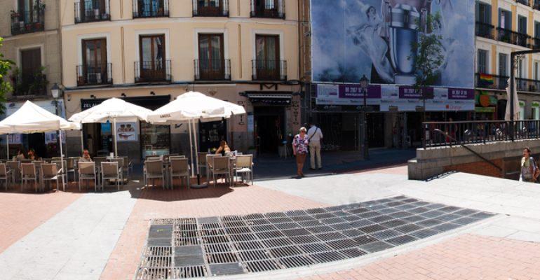 Dormir en Chueca y Salesas- Madrid