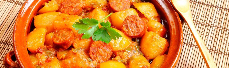 comer en Gazeo y Alaitza