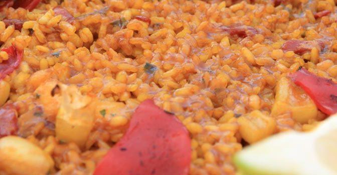 Comer en Oropesa del Mar