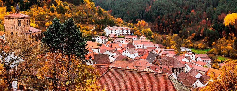 Dónde dormir en Isaba valles de españa escapada otoño