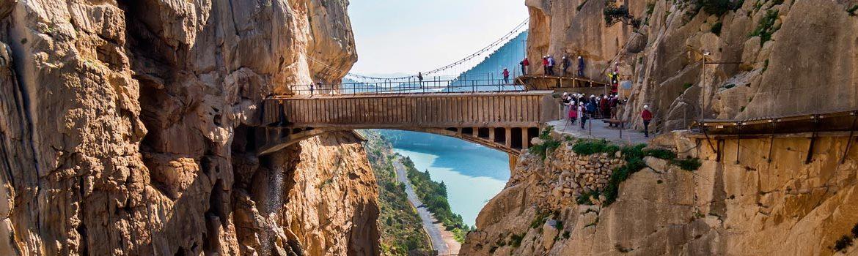 Turismo activo en Málaga