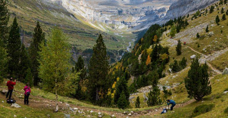 Turismo activo en Huesca
