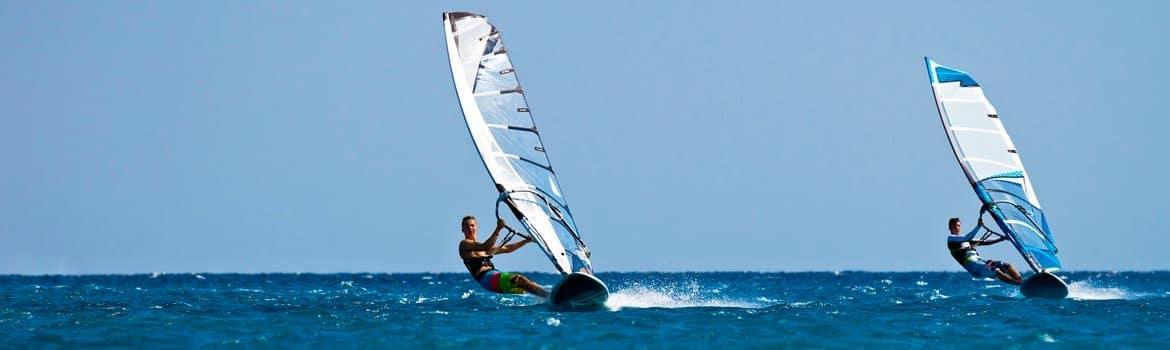 Wind surf Turismo activo en Alicante España Fascinante