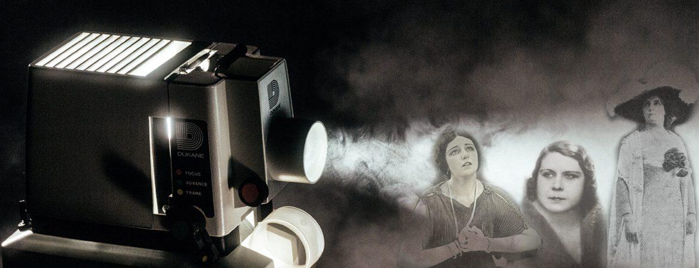 Panorámica de las pioneras del cine español