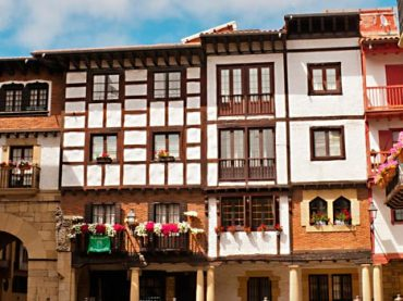 Places to Stay in Hondarribia – Fuenterrabía