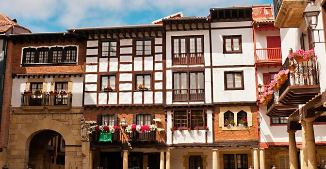 Places to Stay in Hondarribia - Fuenterrabía