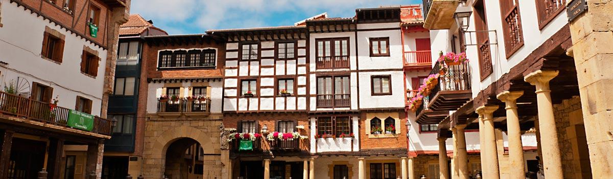 Comer y Dormir en Hondarribia - Fuenterrabía - España Fascinante
