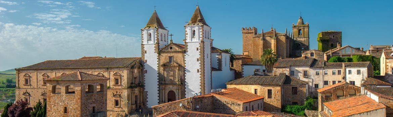 Dónde dormir en Cáceres y qué ver en Cáceres
