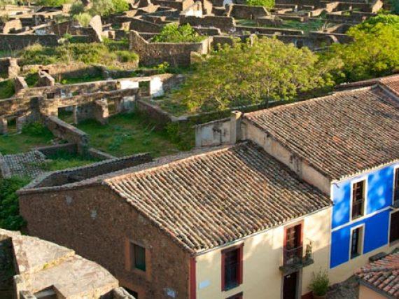 Pueblos Renacidos Cap. 1: Granadilla, una solución técnica