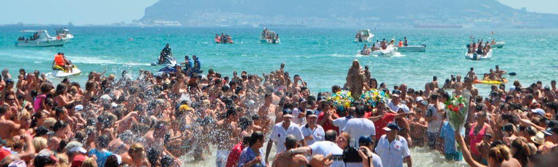 Romería Marítima de la Virgen de la Palma
