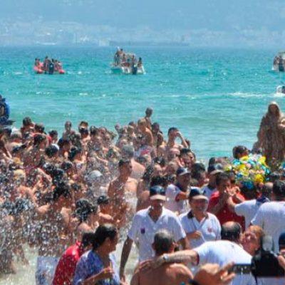 Algeciras / Romería Marítima de la Virgen de la Palma