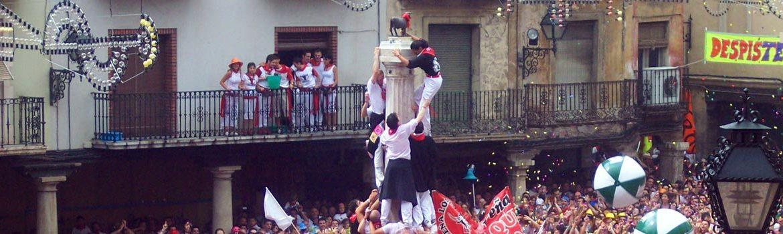 Fiestas del Angel en Teruel España Fascinante