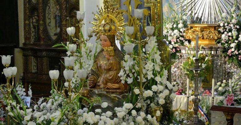 Borja / Virgen de la Peana