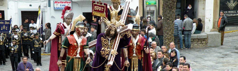 Semana Santa de Jerez de los Caballeros - España Fascinante