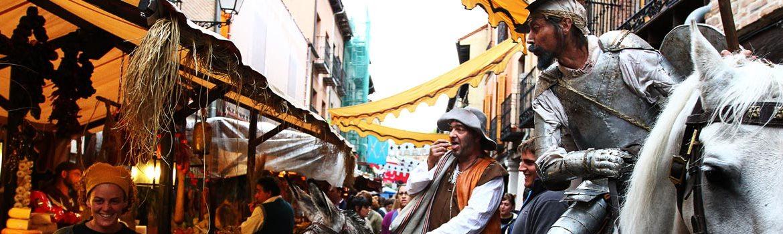 semana cervantina alcala henares espana fascinante