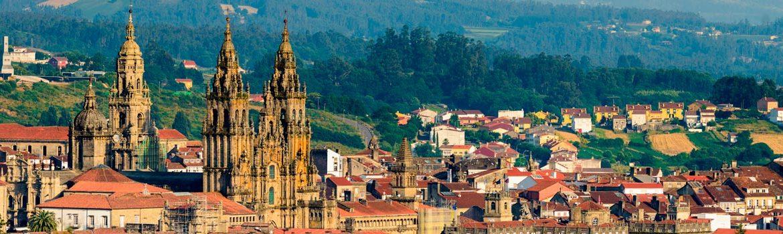 Comer y Dormir en Santiago de Compostela - España Fascinante