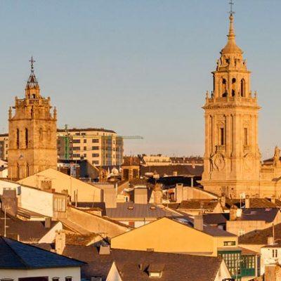 Dónde dormir en Lugo