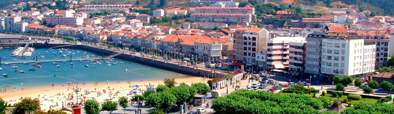 D nde dormir en baiona mejores alojamientos espa a - Donde alojarse en galicia ...