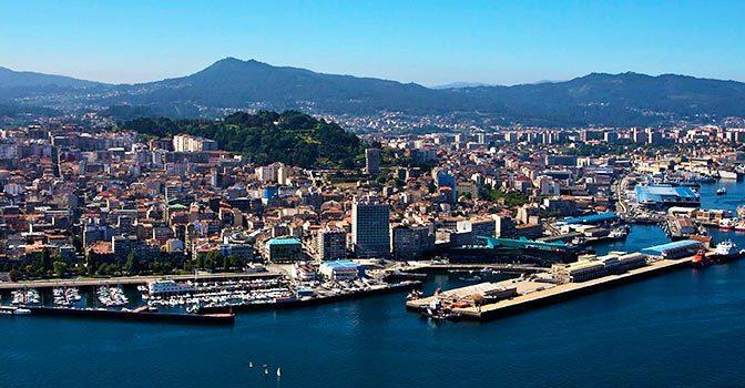 Dormir en Vigo