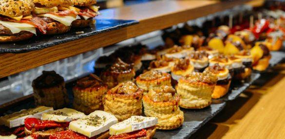 Différents plans pour les amateurs de la gastronomie basque