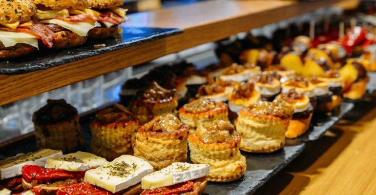 Planes diferentes para los amantes de la gastronomía vasca