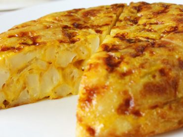 Best places in San Sebastián to eat tortilla de patata