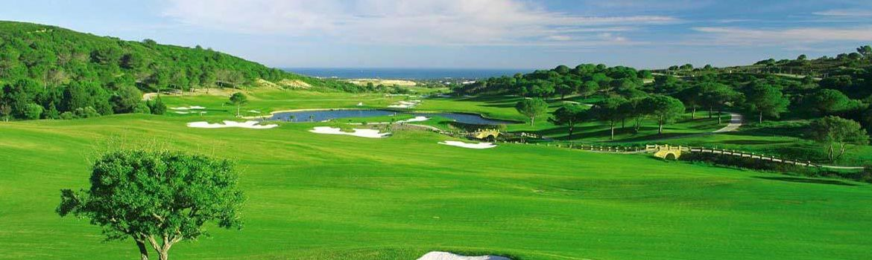 golf andalucia espana fascinante