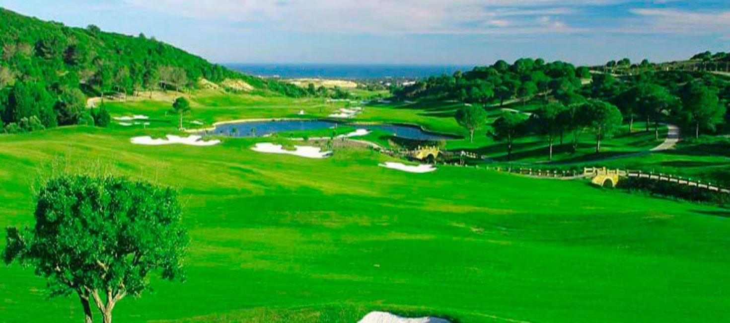 Golf en Andalucía