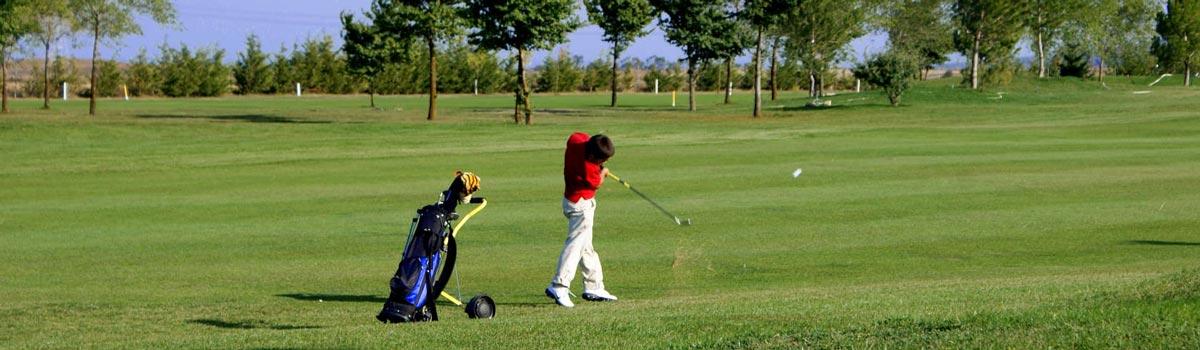golf castilla y leon: