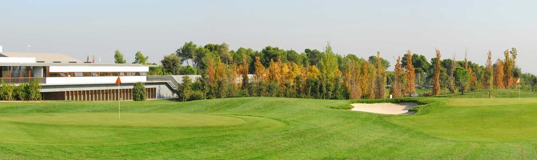 golf catalunya espana fascinante