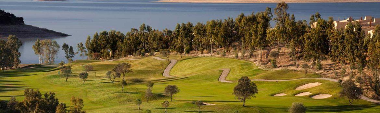 golf extremadura espana fascinante