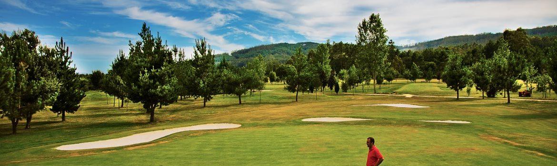 golf galicia espana fascinante
