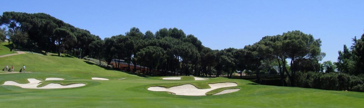 golf madrid espana fascinante