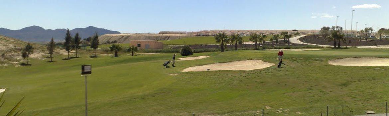 golf murcia espana fascinante