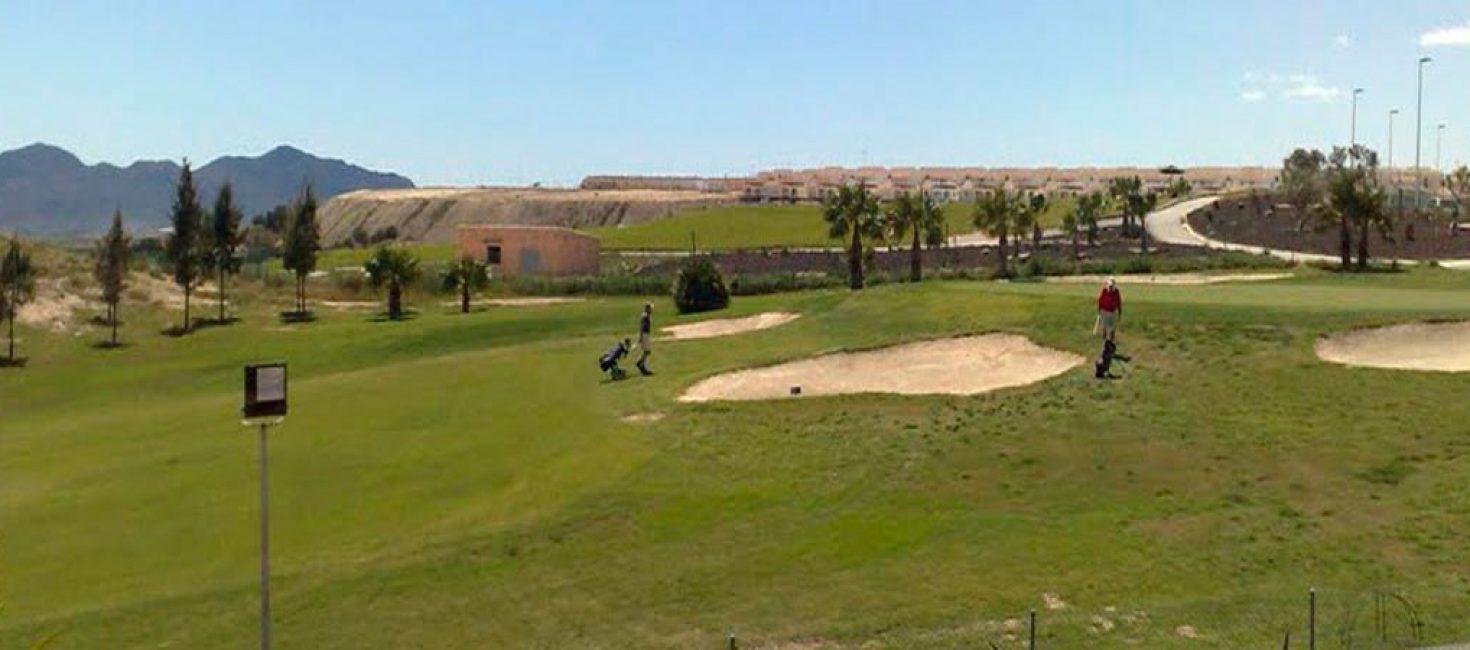 Golf en Murcia