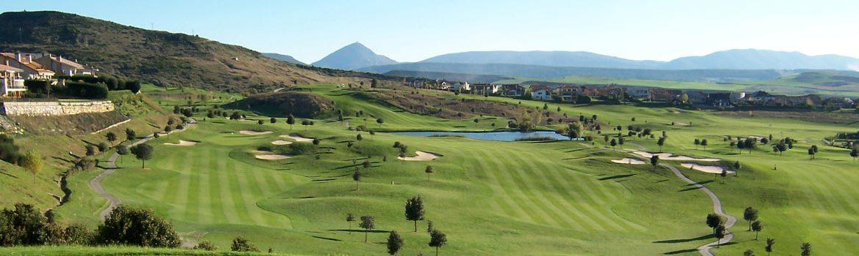 golf navarra espana fascinante