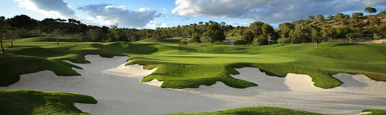golf valencia espana fascinante