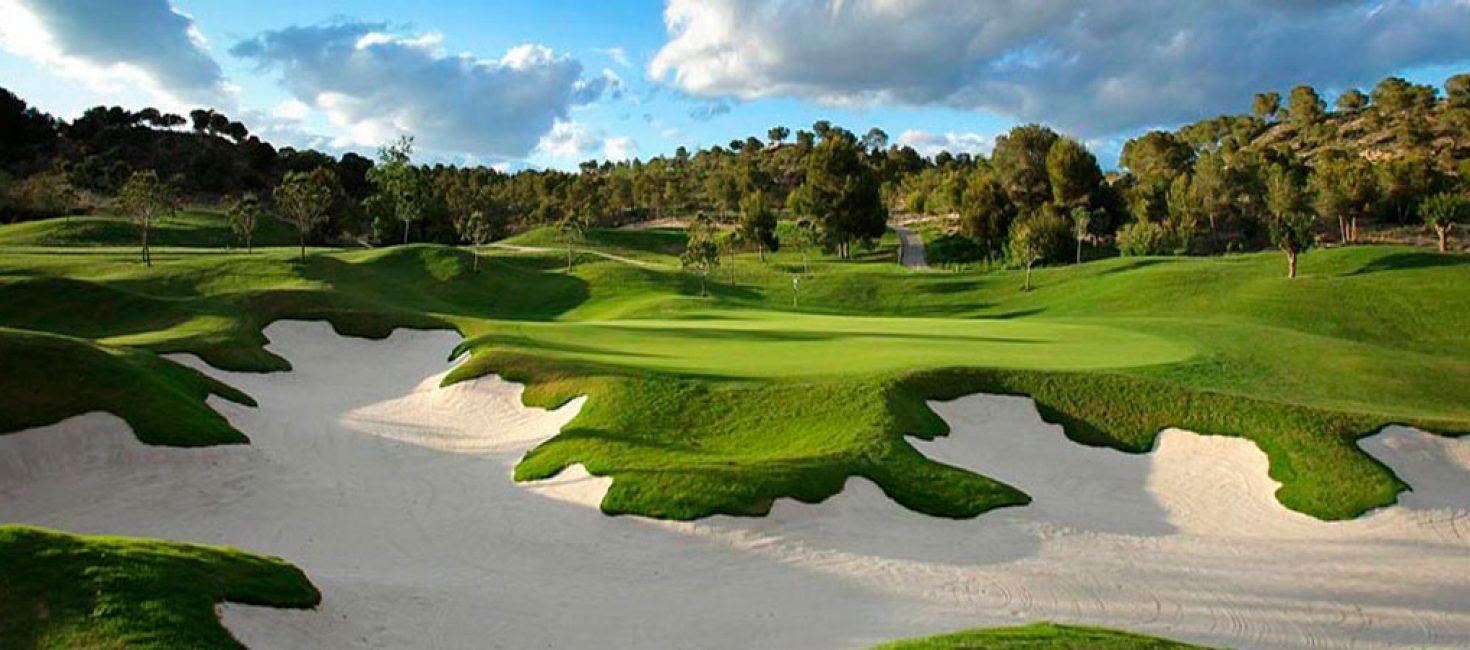 Golf en Comunidad Valenciana