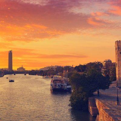 Cuando Sevilla tenía dos ríos Guadalquivir y una batalla visigoda los desvió