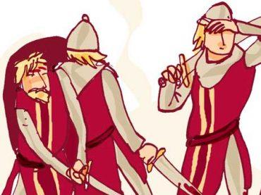 Los Siete Infantes de Lara