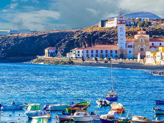 Dónde dormir en Candelaria- Tenerife