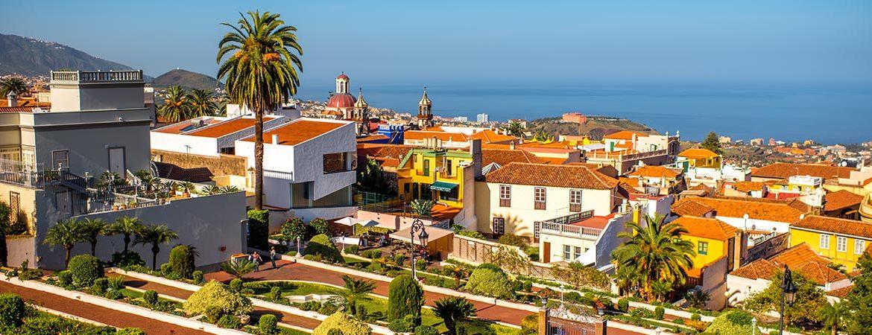 La Orotava que ver Tenerife