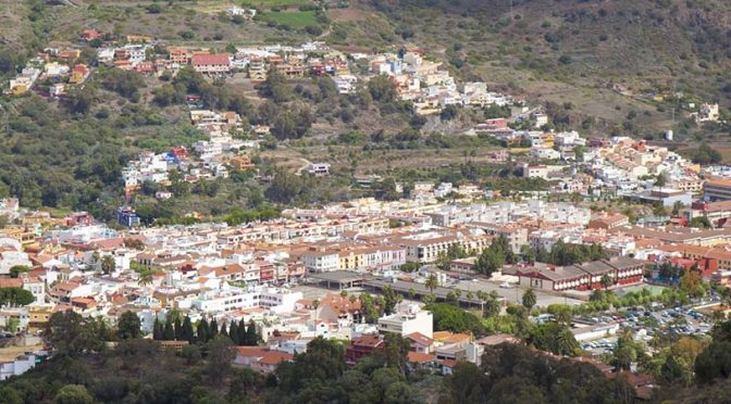 Que ver en Santa Brígida - Gran Canaria