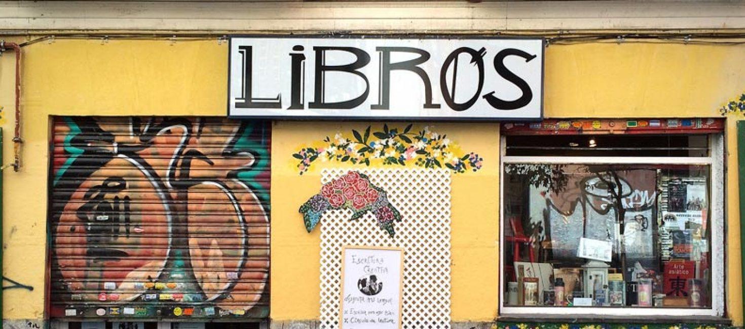 Librerías de viejo en Madrid
