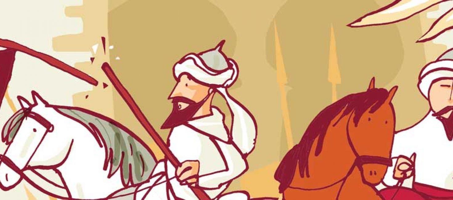 La batalla de Lucena y la captura de Boabdil