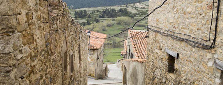 pueblos más altos de España