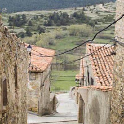 Los 5 pueblos más altos de España