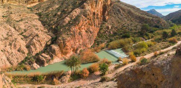Escapada y que hacer en Murcia Región